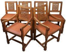 Six Chairs