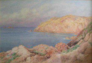WILLIAM NOEL JOHNSON (1887-1914) British 1
