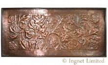KESWICK SCHOOL COPPER TRAY KSIA