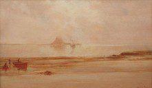 EDWARD ARDEN (TUCKER) 1847-1910 HOLY ISLAND