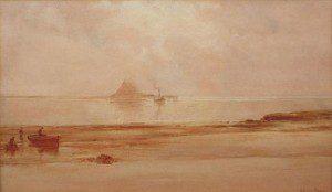 EDWARD ARDEN (TUCKER) 1847-1910 HOLY ISLAND 1