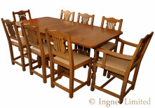 A Beaverman Dining Suite